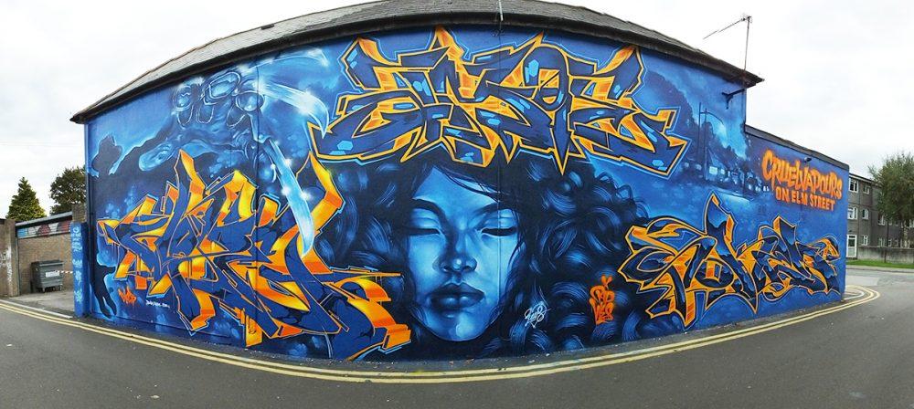 cruelvapours-on-elm-street-graffiti-art-mural-cardiff-hoxe-rmer-sokem-amoe-nightmareonelmstreet-5