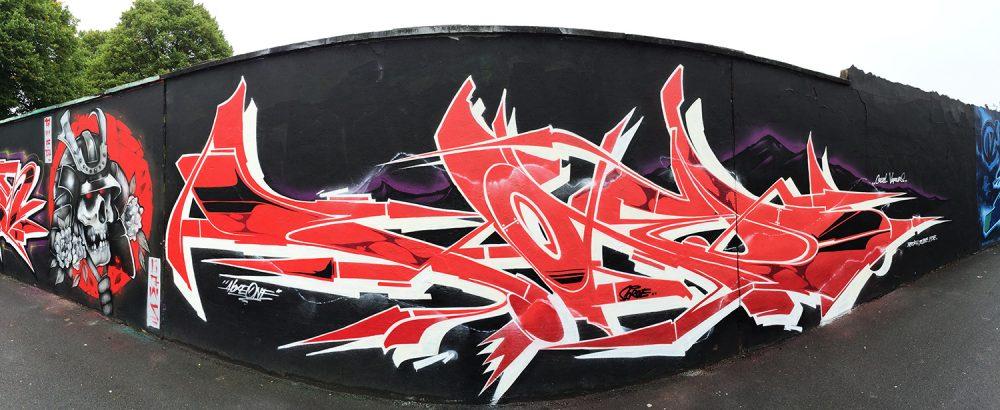 hoxe-kabuto-skull-wildstyle-piece-graffiti-art-mural-cardiff-2