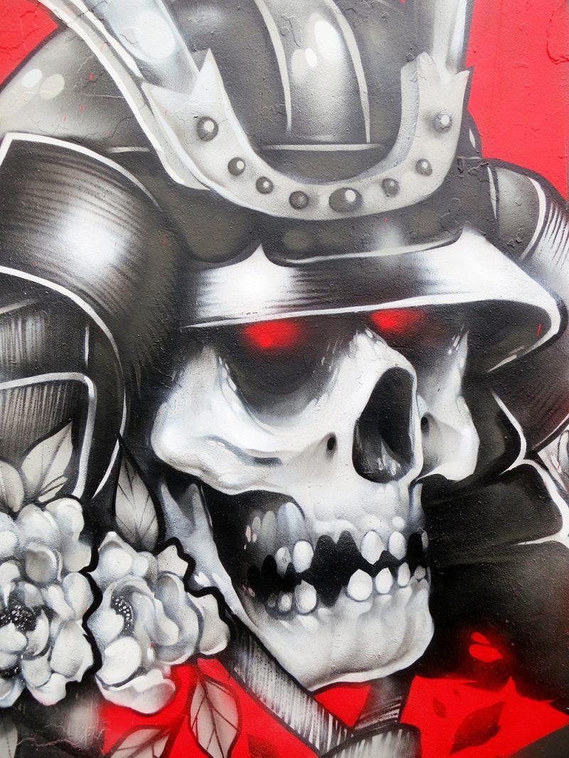hoxe-kabuto-skull-wildstyle-piece-graffiti-art-mural-cardiff-4